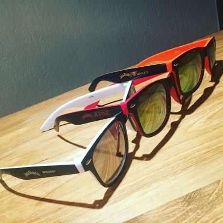 Pack de lunettes Jack Daniel's deluxe
