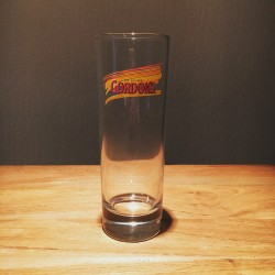 Glass Gordon's London Dry Gin long drink