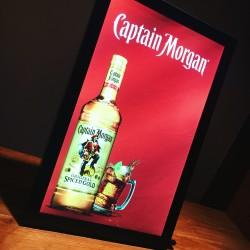 Fotolijstje Captain Morgan LED