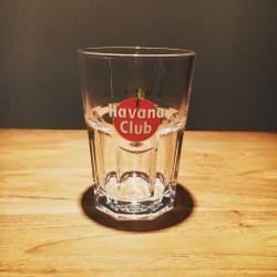 Verre Havana Club modèle mojito