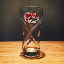 Glass Coca-Cola Light