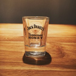 Verre Jack Daniel's Honey shooter