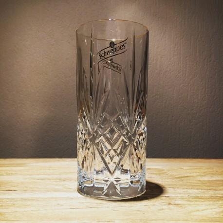 Verre Schweppes Premium long drink