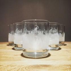 Glas Eristoff Islande gold