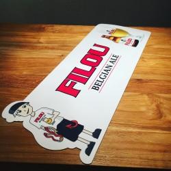 Barmat (bar runner) Filou smal