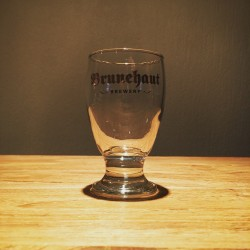 Glas bier Brunehaut - proefglas (galopin)