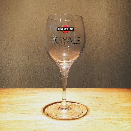 Verre Martini Royale 2013
