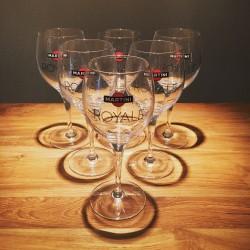Glass Martini Royale 2013