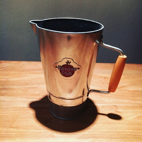 Pitcher Havana Club metal