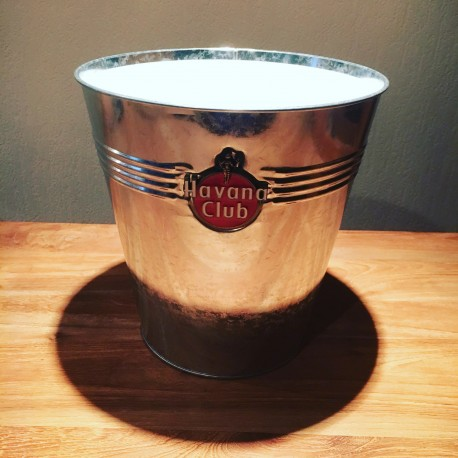 Vasque Havana Club métal 1b