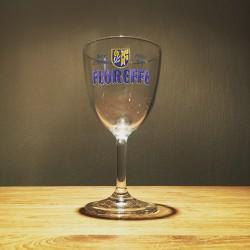 Glas bier Floreffe - proefglas (galopin)