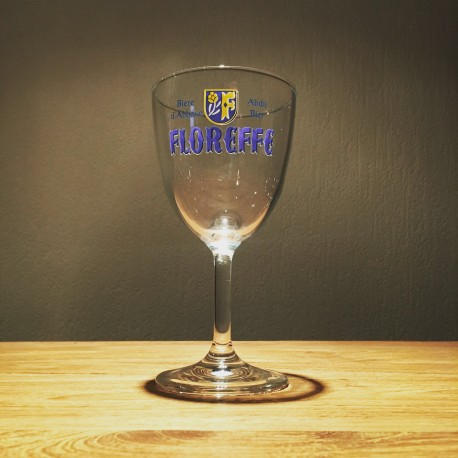 Glass beer Floreffe – tasting glass (galopin)