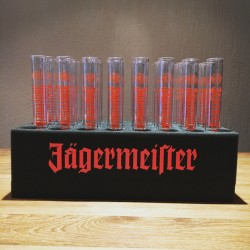 Display shooters Jägermeister