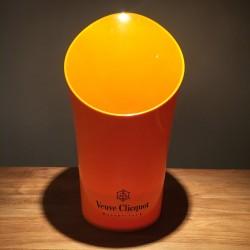Ijsemmer Flessenemmer Veuve Clicquot 1f oranje