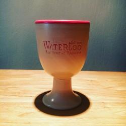 Chope bière Waterloo