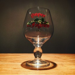 Glass beer Super des Fagnes