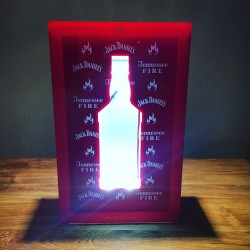 Glorifier Jack Daniel's Fire LED