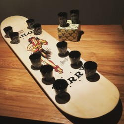 Set deluxe Sailor Jerry