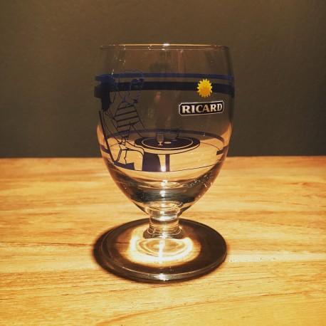 Glass Ricard ballon model 3
