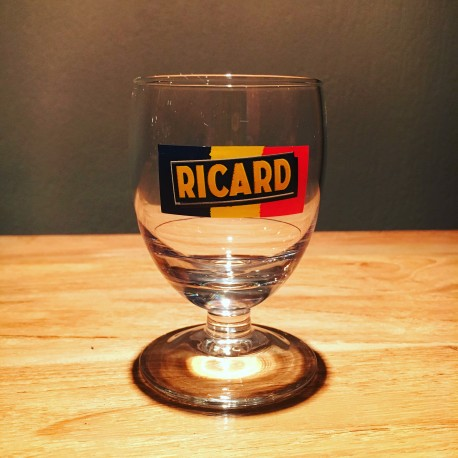 Glass Ricard ballon model 7
