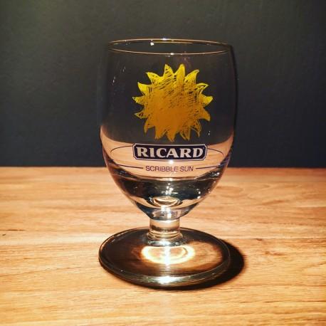 Glass Ricard ballon model 10