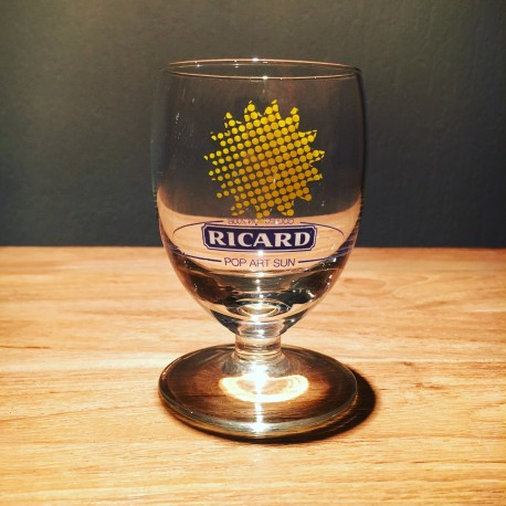 Glass Ricard ballon model 12