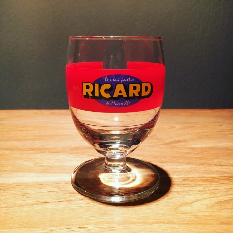 Glass Ricard ballon model 13