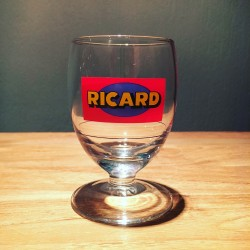 Glass Ricard ballon model 14