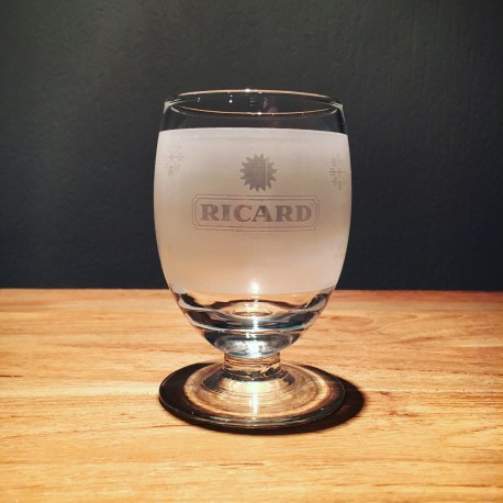 Glass Ricard ballon model 19