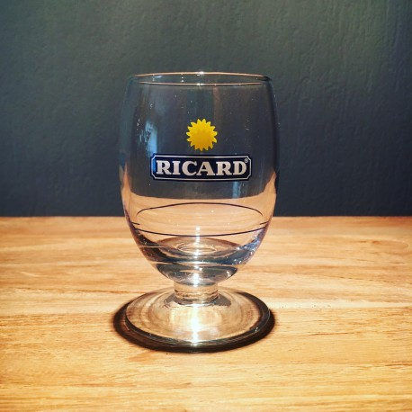 Glass Ricard ballon model 20
