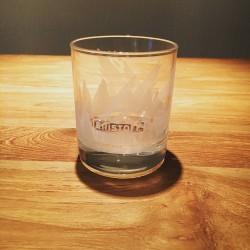 Glass Eristoff model Islande