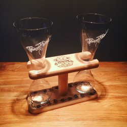 Glass Kwak double