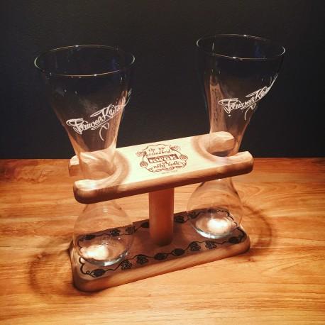 Glass Kwak double