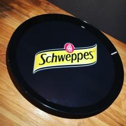 Tray Schweppes PVC