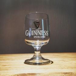 Glas bier Guinness galopin