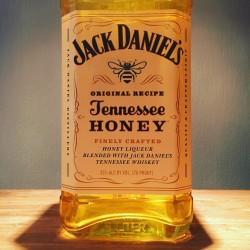 Dummy Jack Daniel's Honey Fles Big