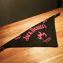 Bandana Jack Daniel's Fire