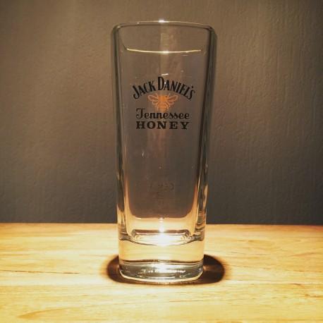 Glass Jack Daniel's Long Drink Honey