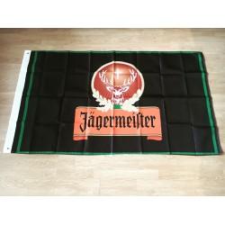 Vlag Jägermeister vintage