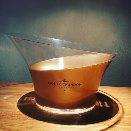 Bottle bucket Moët & Chandon golden 2b