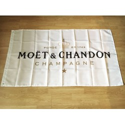 Vlag Moët & Chandon
