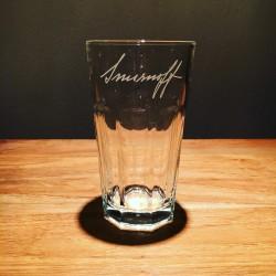 Glass Smirnoff mojito model 1