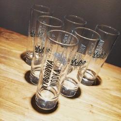 Glas Wyborowa 22cl long drink model 1