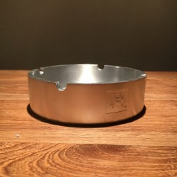 Ashtray J&B Stainless Steel
