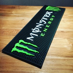 Tapis de bar Monster large