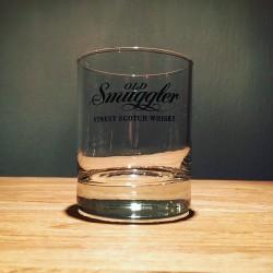 Old Smuggler on the rocks glas