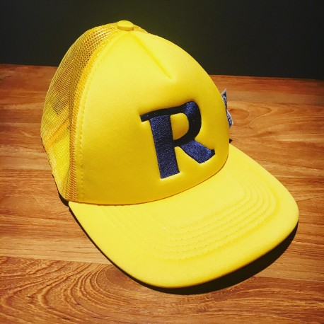 Cap Ricard yellow