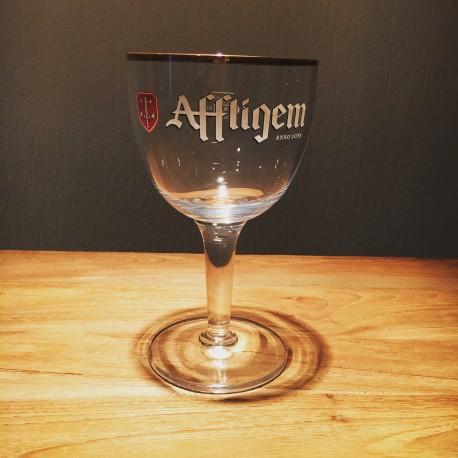 Glass beer Affligem 25cl vintage