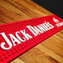 Bar runner Jack Daniel's Fire
