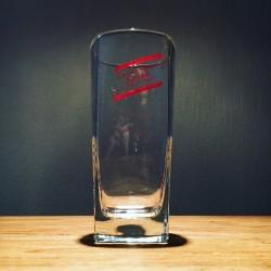 Glas Johnnie Walker longdrink vierkant model 3